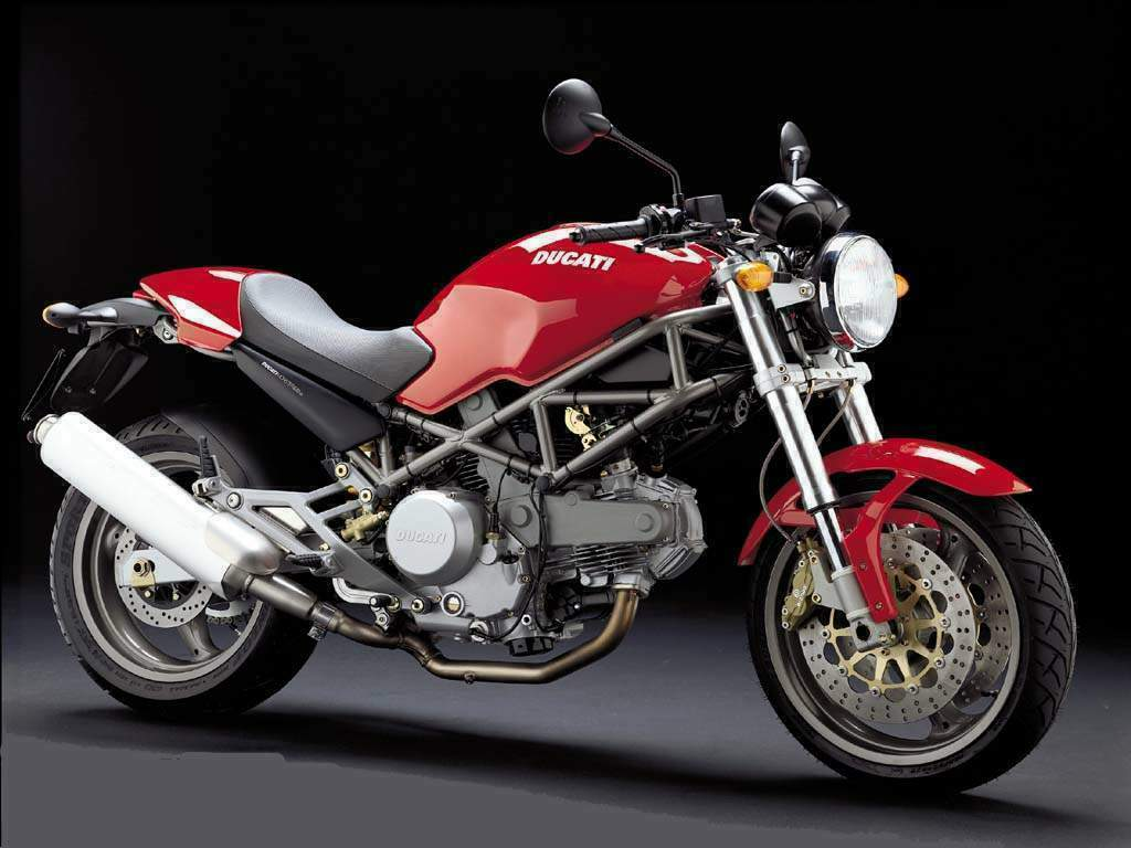 Ducati Monster  Ie