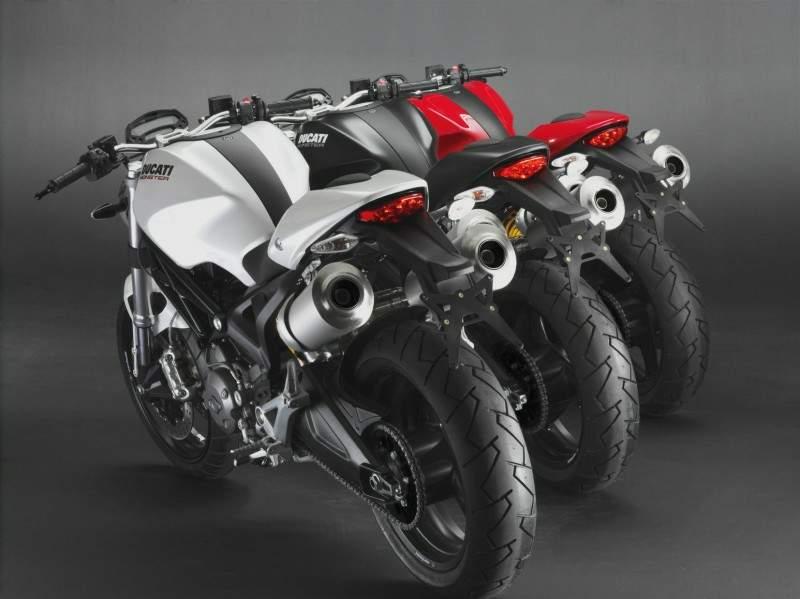 DUCATI Monster 696 specs - 2010, 2011 - autoevolution