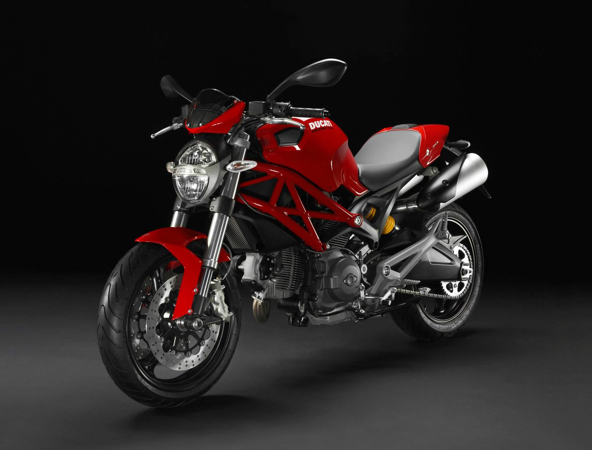 ducati monster models autoevolution ducati monster 696