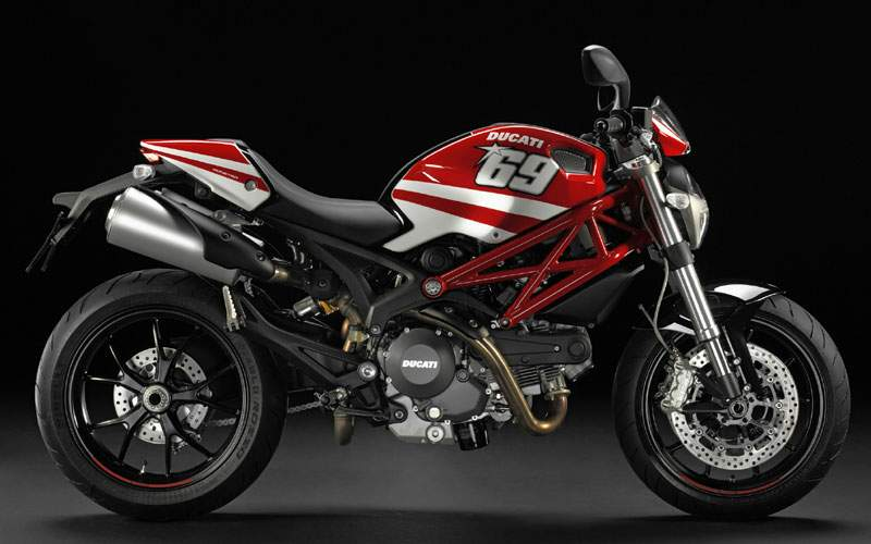 DUCATI Monster 796 Hayden MotoGP Replica specs - 2010, 2011 - autoevolution