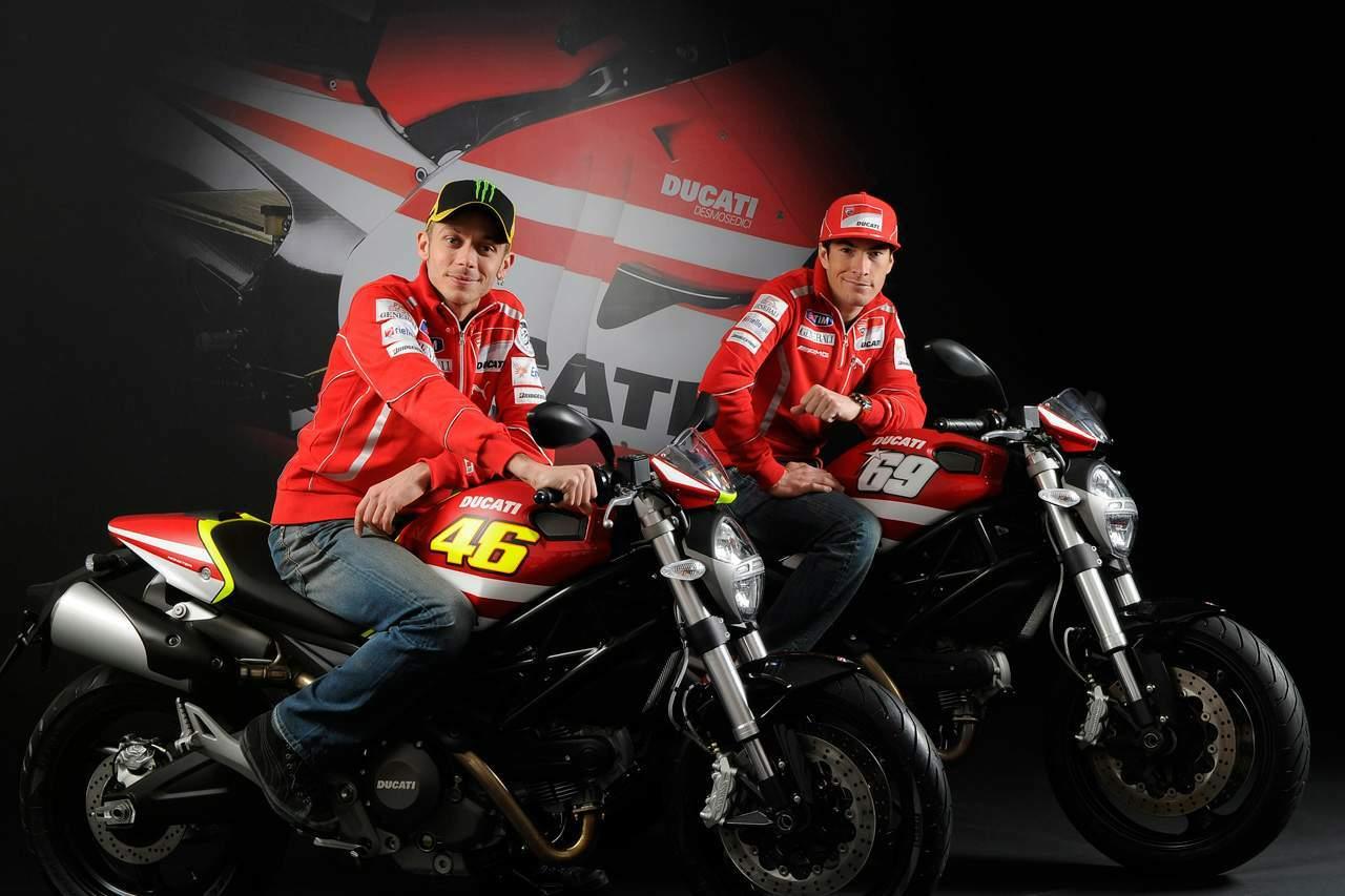 DUCATI Monster 796 Rossi MotoGP Replica - 2010, 2011 - autoevolution