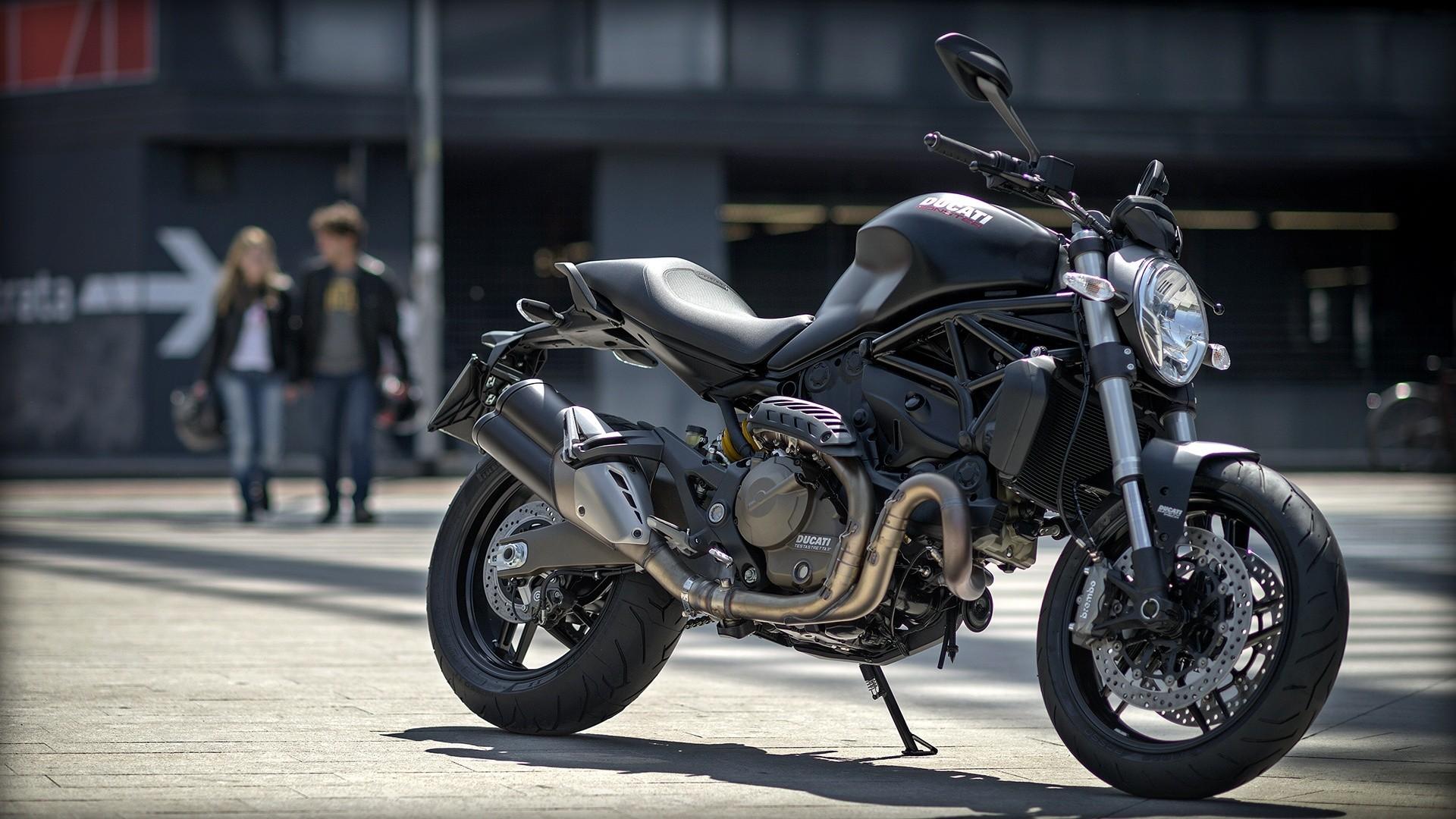 ducati monster 821 dark specs 2015 2016 autoevolution