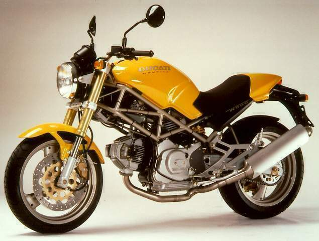 Ducati Monster - Motorcycle.com