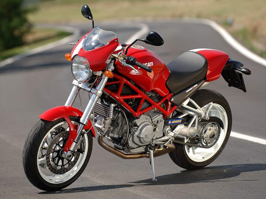 DUCATI Monster S2R 1000 specs - 2007, 2008 - autoevolution