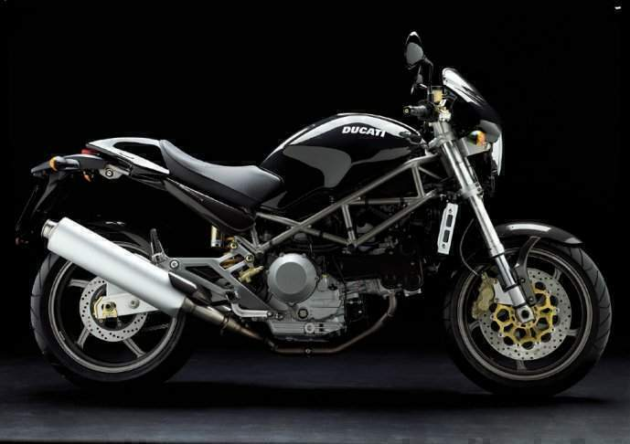 Ducati Monster  Dual Headlight