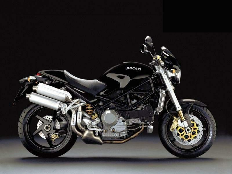 First Ride: 2003 Ducati Monster S4R | Visordown