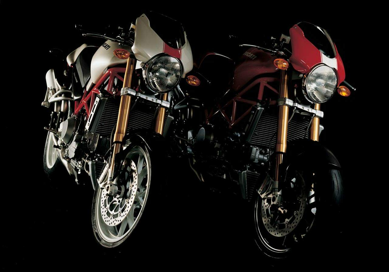 ducati monster s4rs testastretta specs 2007 2008. Black Bedroom Furniture Sets. Home Design Ideas