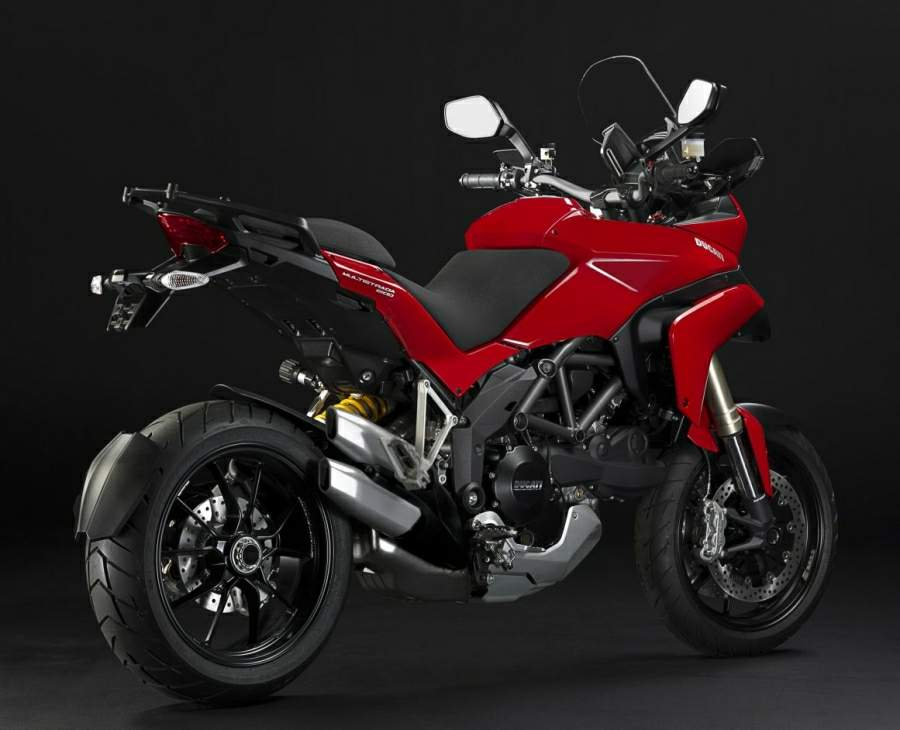 ducati multistrada 1200 2011 2012 autoevolution. Black Bedroom Furniture Sets. Home Design Ideas