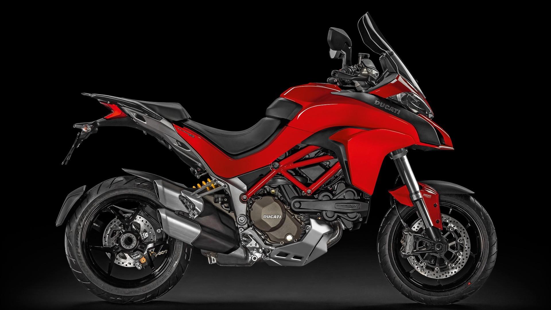 2018 Ducati Multistrada 1260 Review • Total Motorcycle