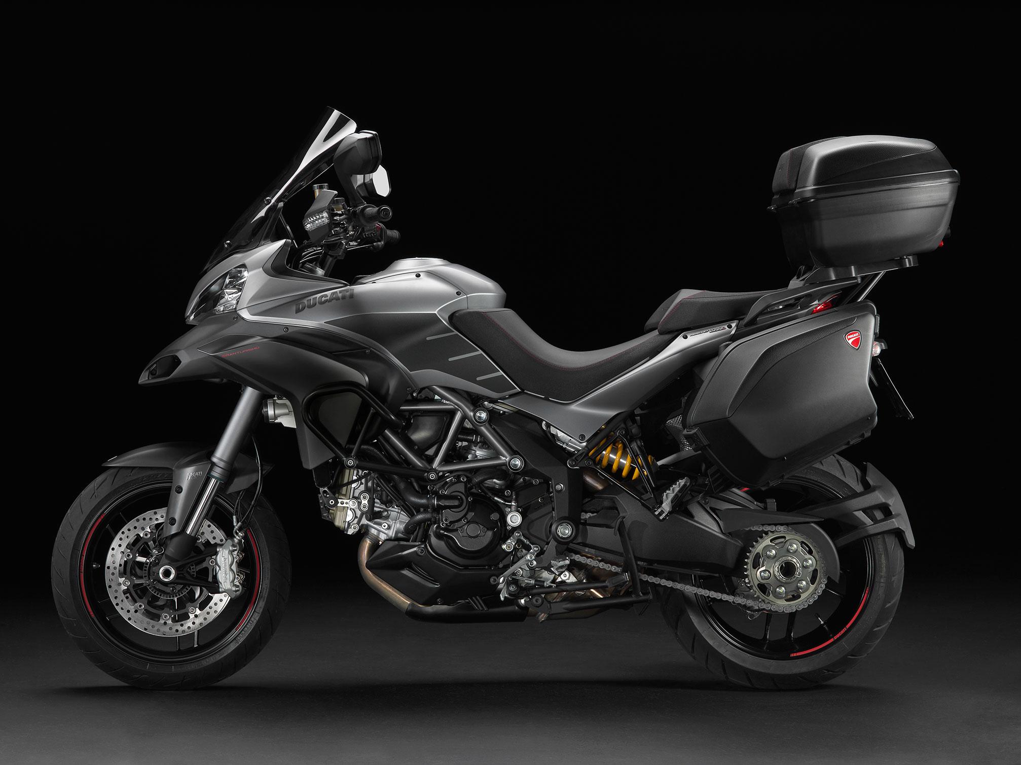 Ducati Diavel Gran Turismo Windscreen