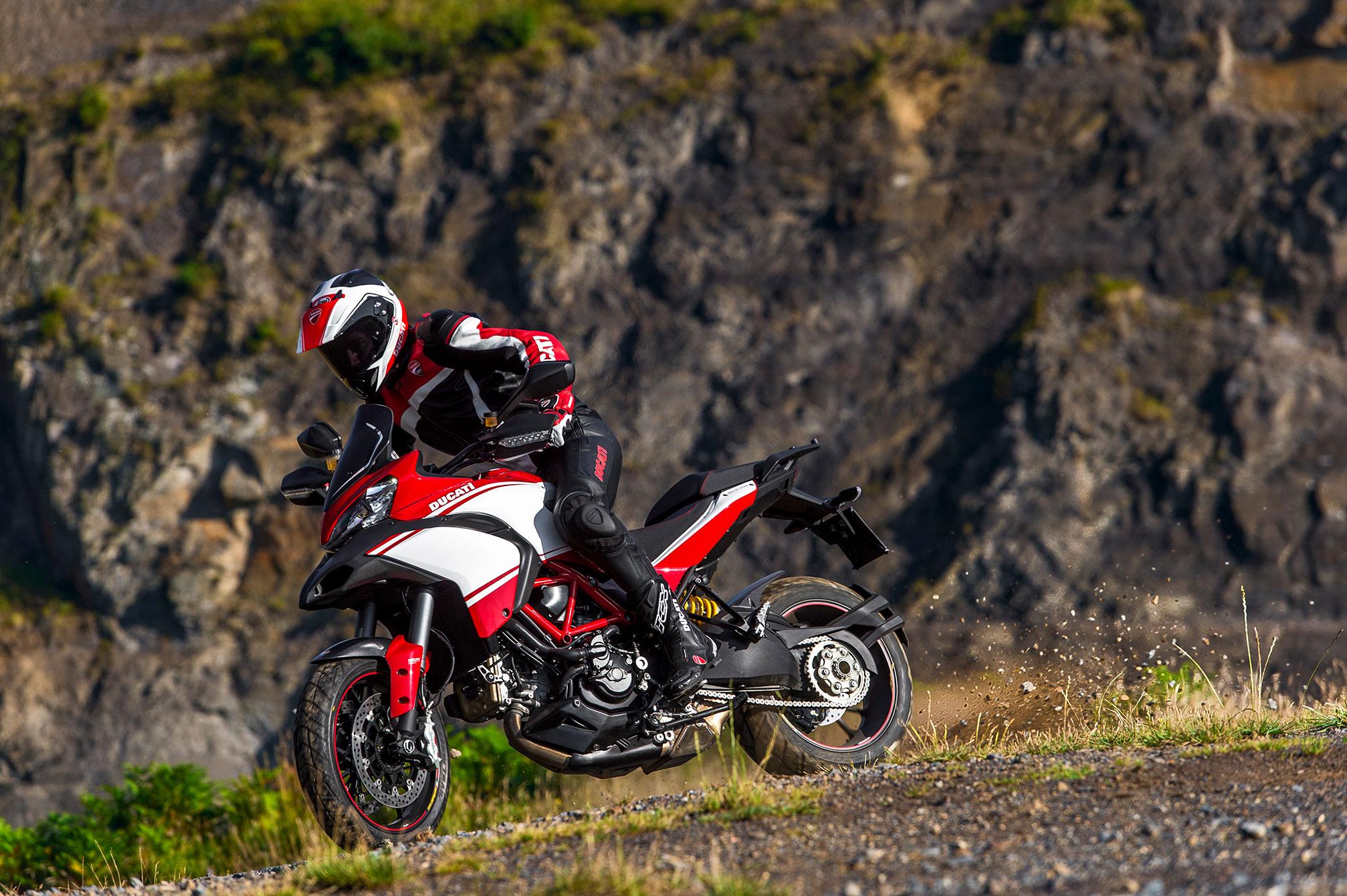 Ducati Multistrada Pikes Peak Wallpaper