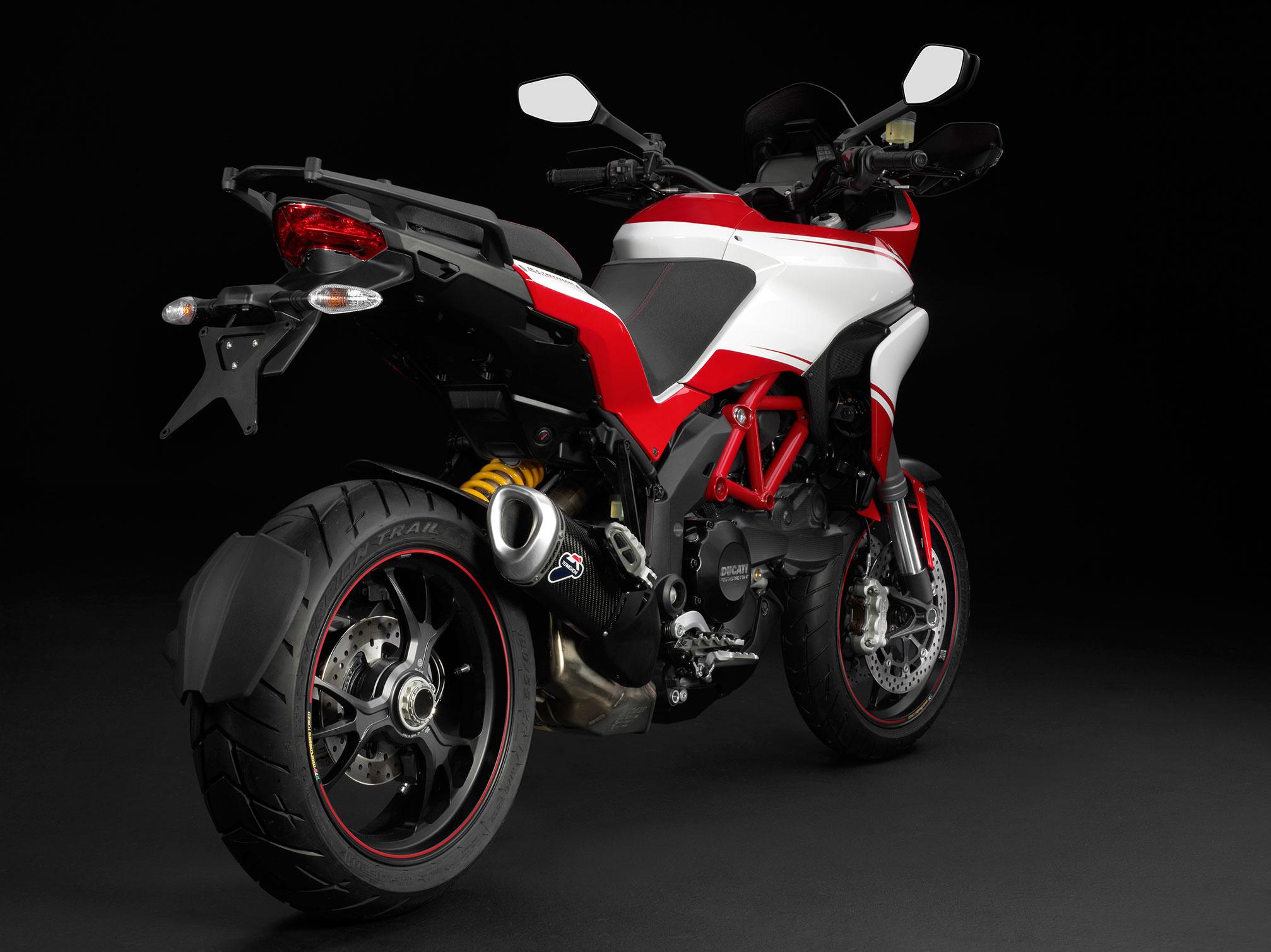 Ducati  Electronic Rear Suspension