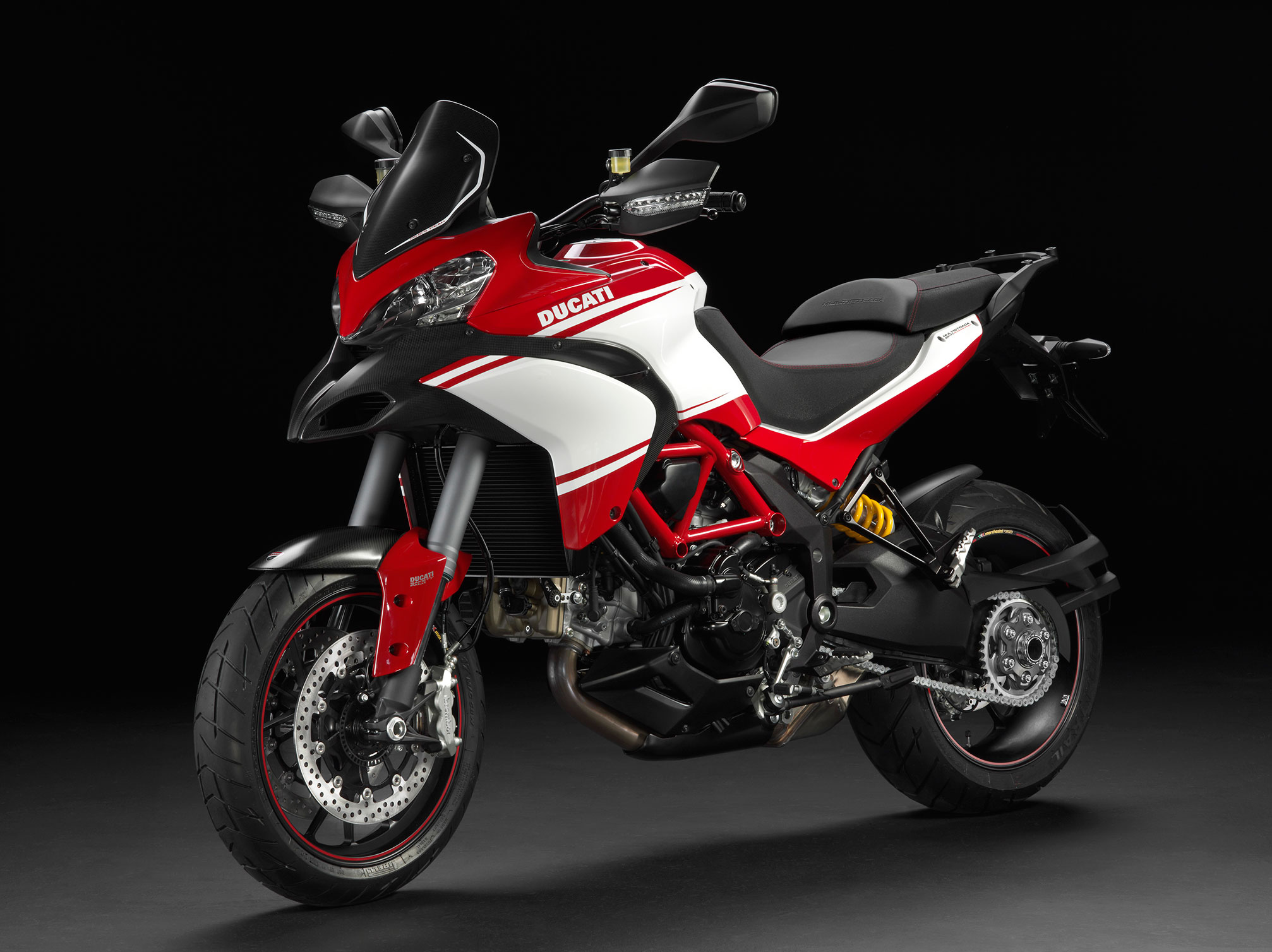ducati multistrada 1200 s pikes peak specs 2013 2014 autoevolution. Black Bedroom Furniture Sets. Home Design Ideas