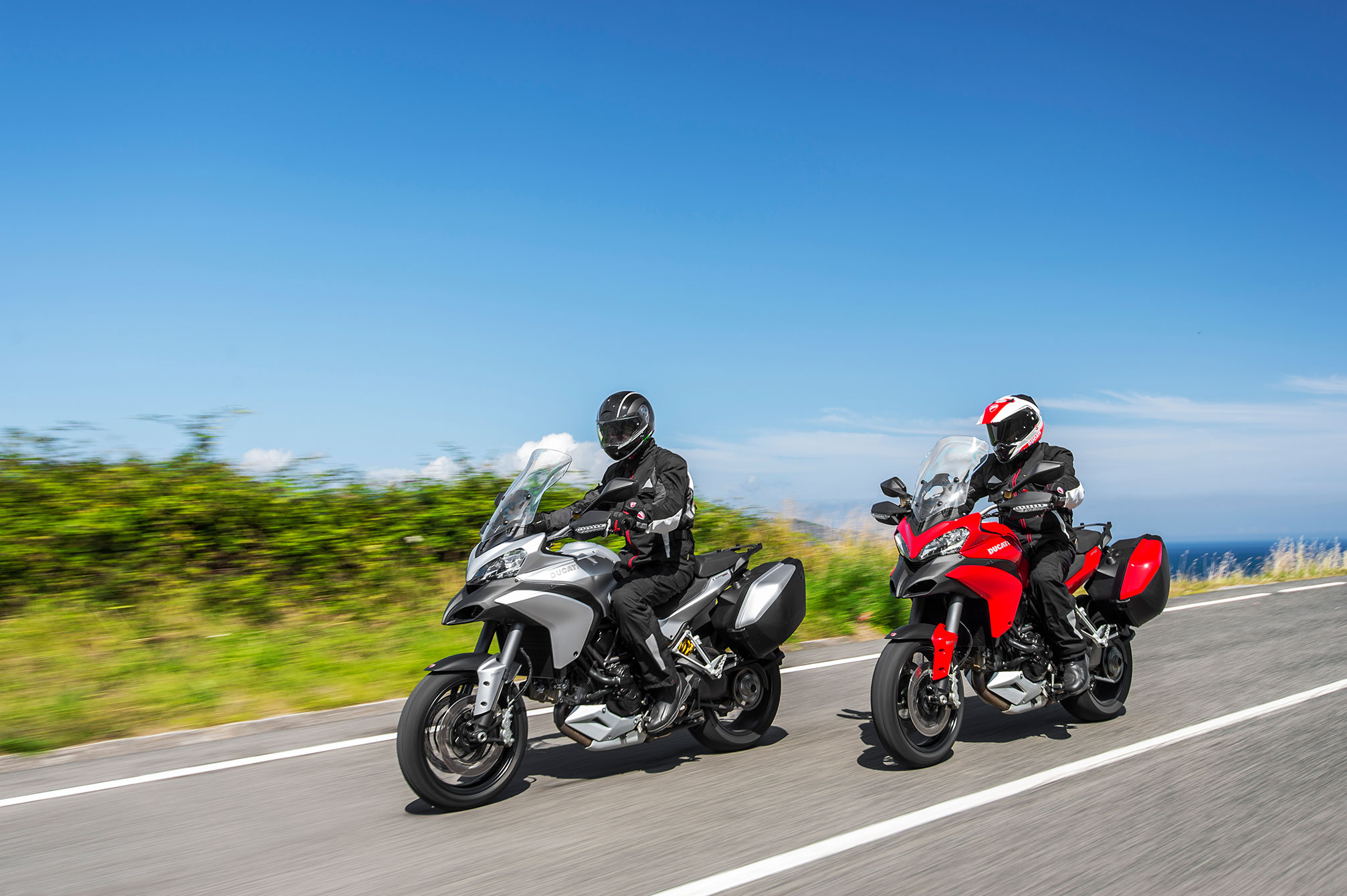 Ducati Multistrada S Touring Specs