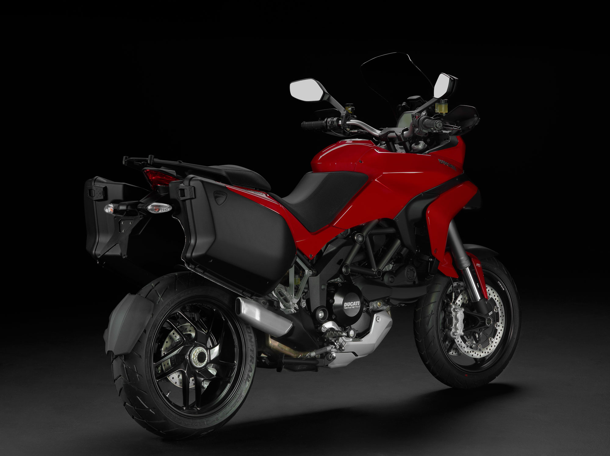 ducati multistrada 1200 s touring 2012 2013 autoevolution. Black Bedroom Furniture Sets. Home Design Ideas