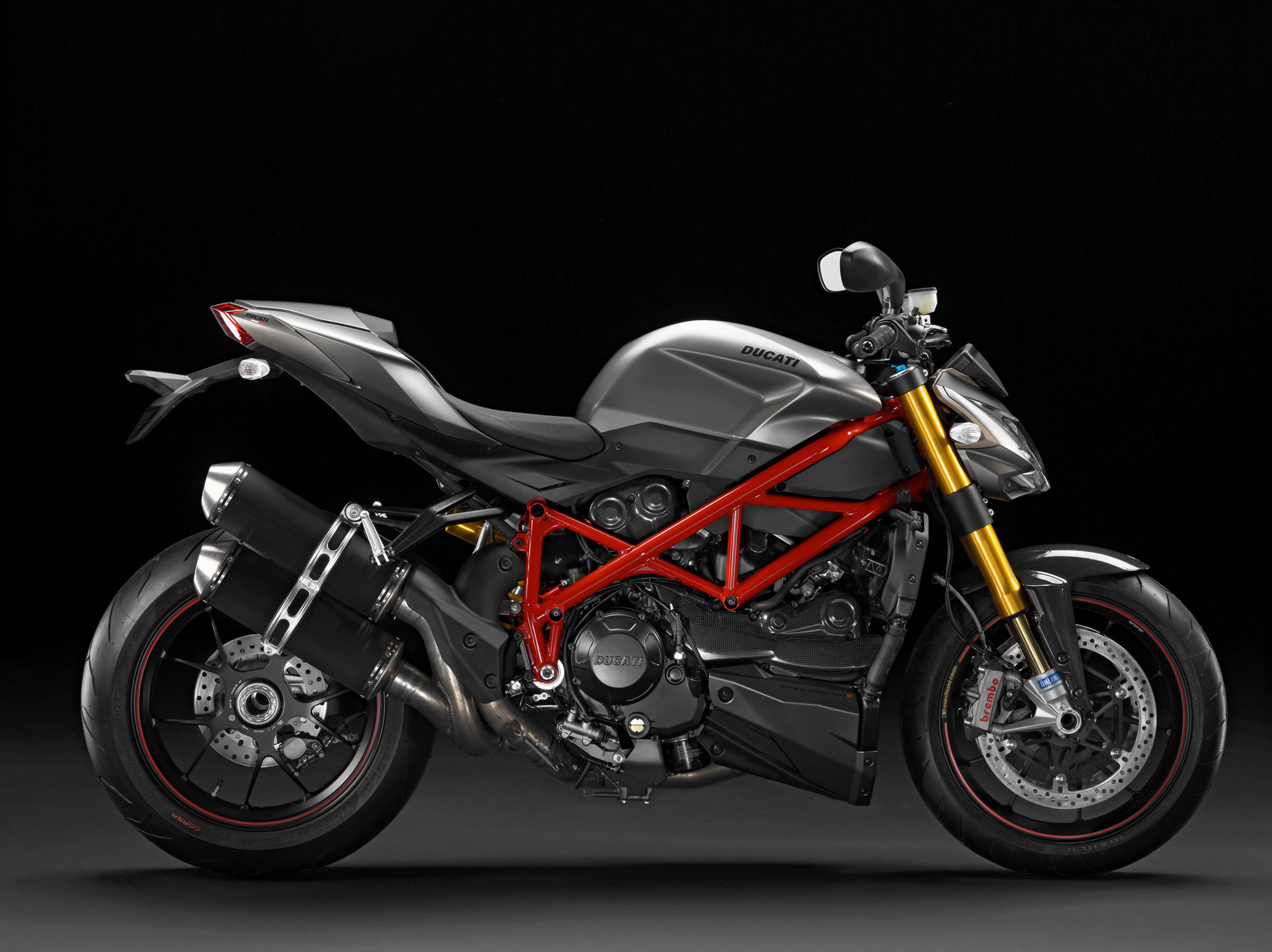 Ducati Streetfighter S Specifications