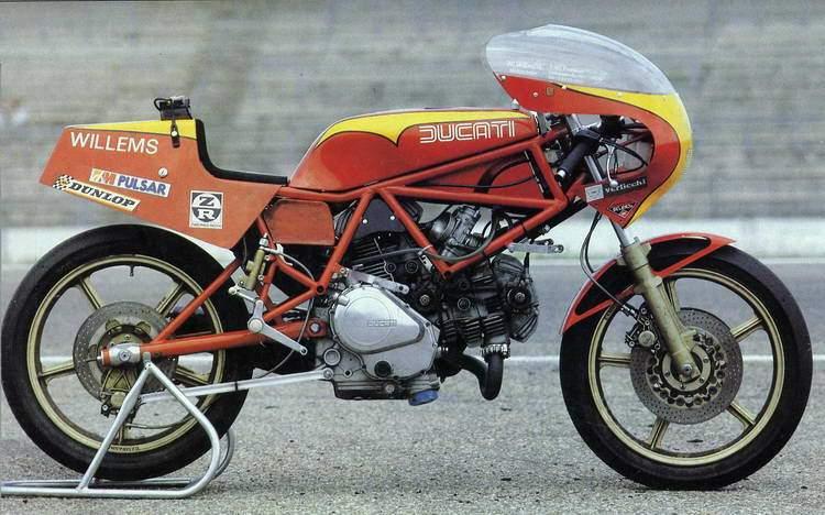 Ducati St Horsepower