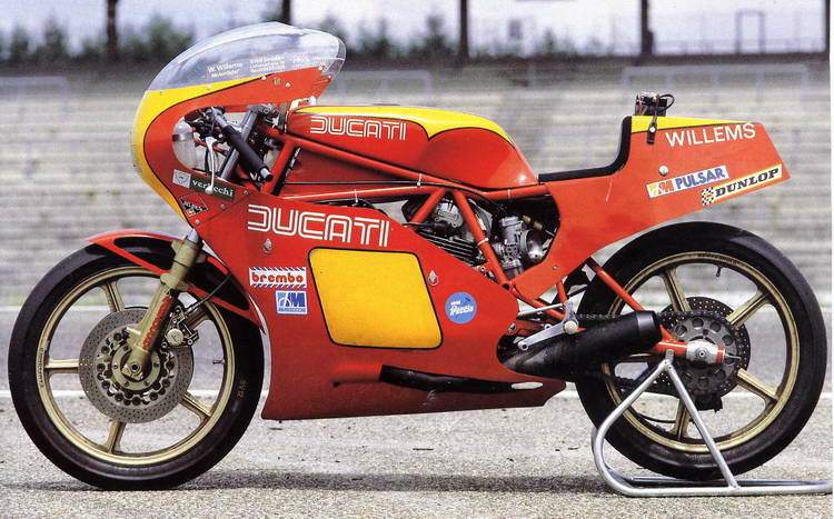 ducati tt2 600 specs 1982  1983 autoevolution Ducati Dirt Bike Ducati TT and F1