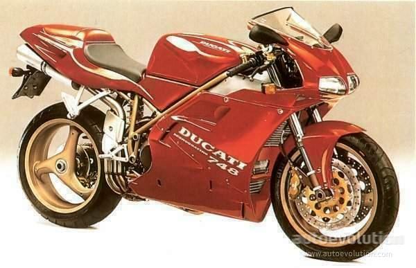 ducati 748 specs - 1995, 1996, 1997, 1998, 1999 - autoevolution