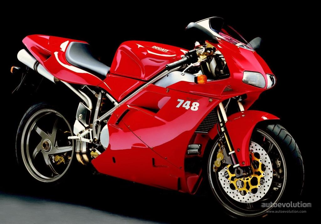 DUCATI 748 -... Ducati 748 Specifications