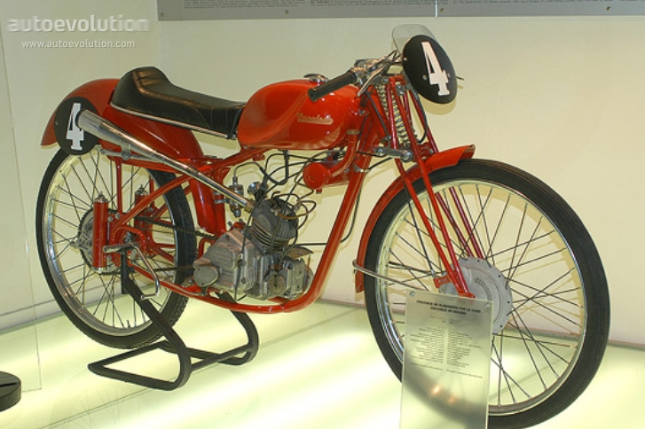 Ducati Cucciolo Specs 1948 1949 1950 1951 1952 1953