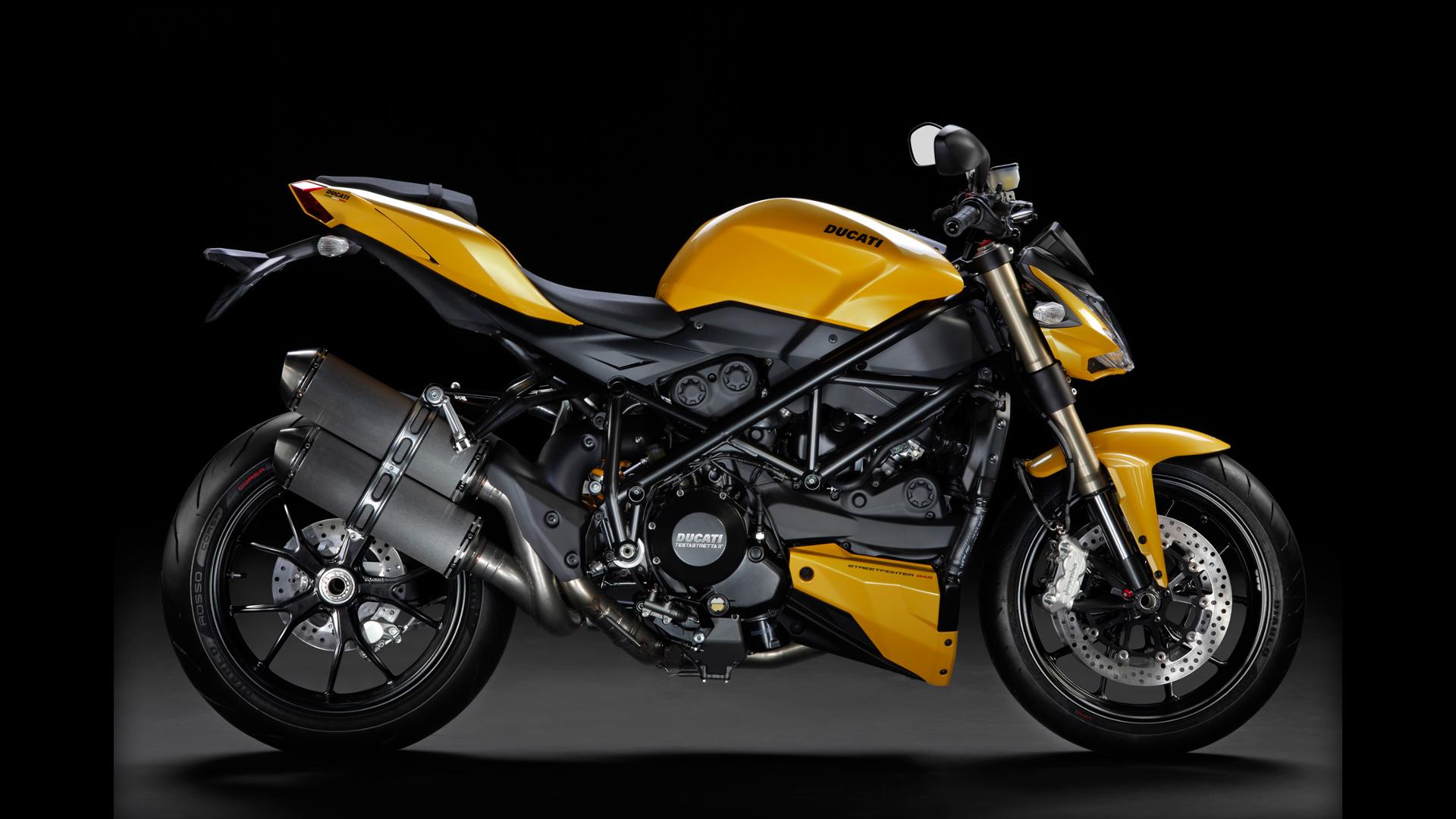 Ducati Streetfighter 848 2012 2016