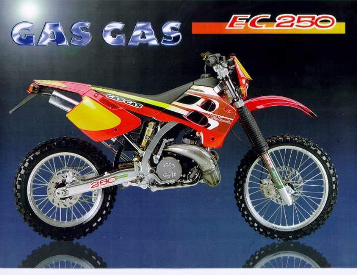gas gas ec 250 1998 1999 autoevolution. Black Bedroom Furniture Sets. Home Design Ideas