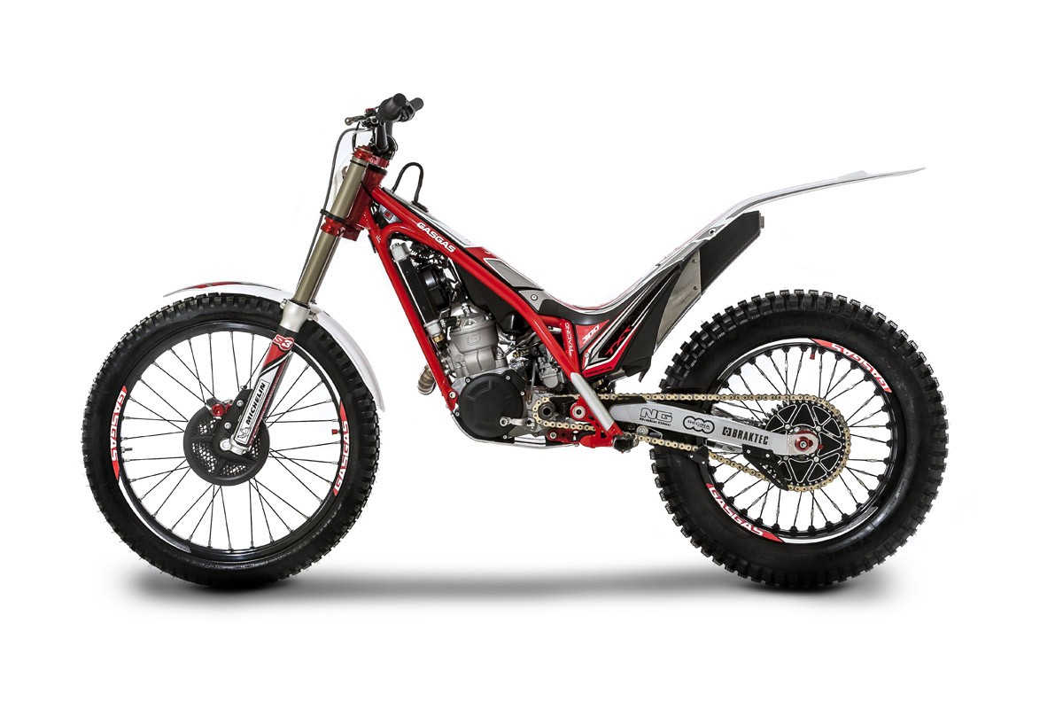 GAS GAS TXT RACING 250 specs - 2016, 2017, 2018 ...