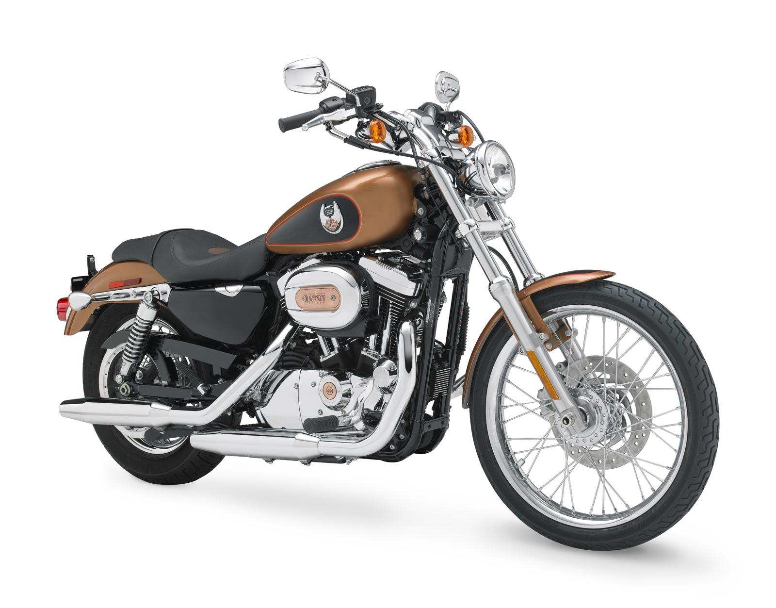 Harley Davidson 1200 Custom 105th Anniversary Edition