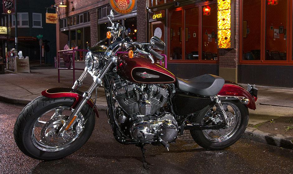 Harley Davidson 1200 Custom Specs 2014 2015 Autoevolution