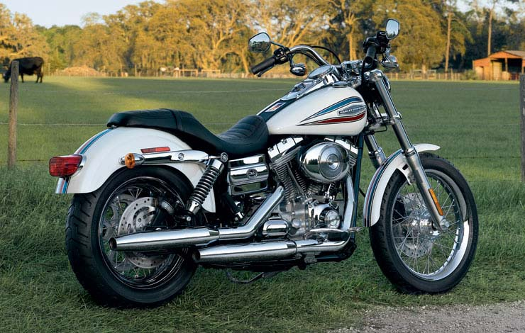 Harley Davidson Dyna Low Rider Th Anniversary For Sale