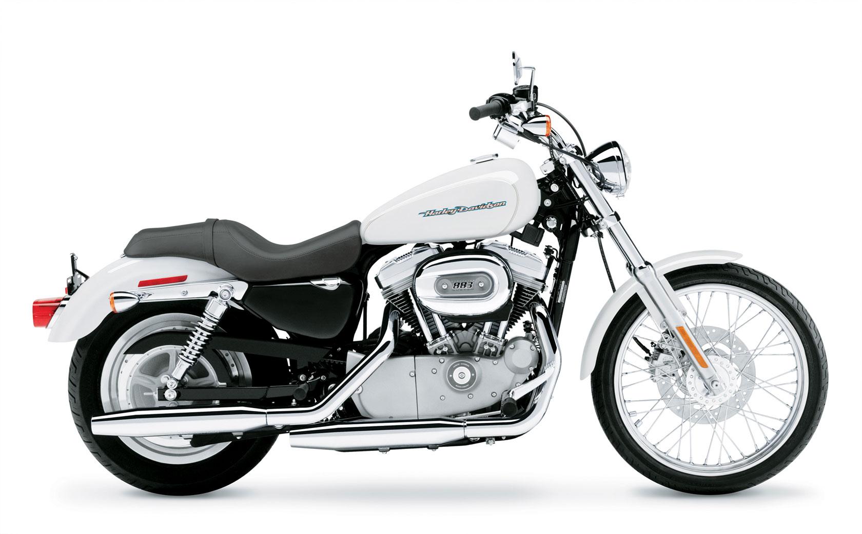 Harley Davidson Xl C Sportster  Custom Specs