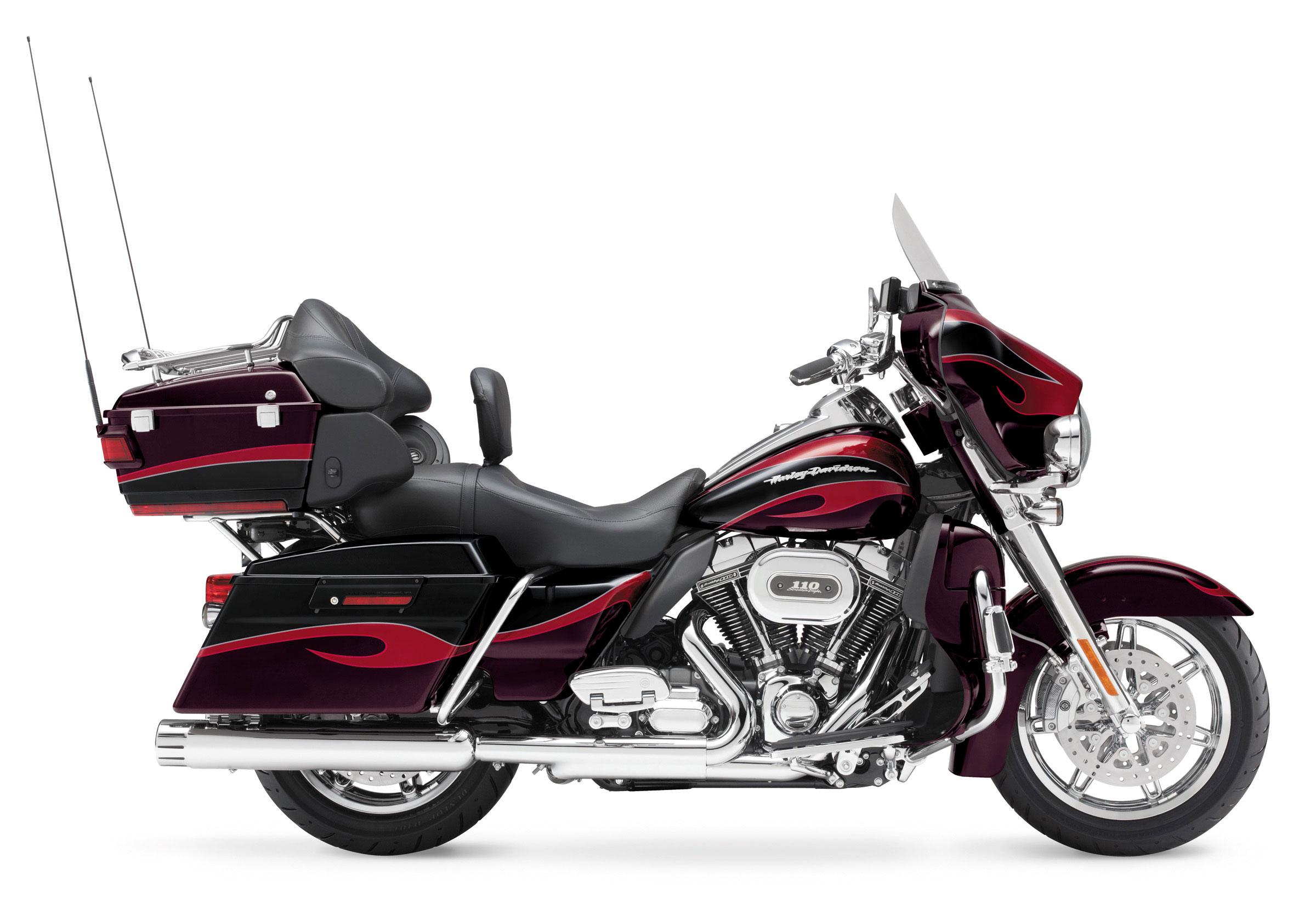 Harley Davidson Cvo Electra Glide Ultra Classic Specs