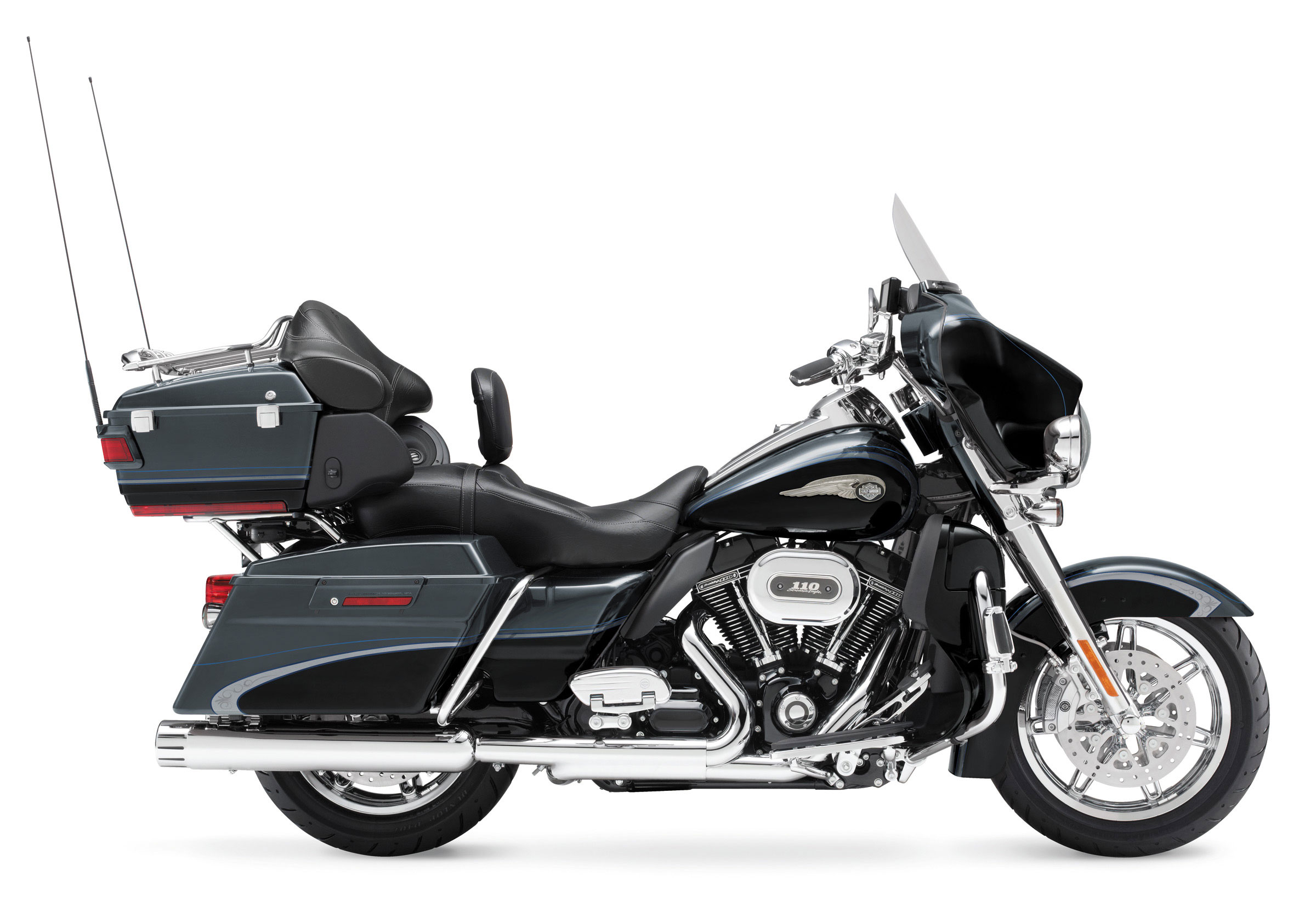 Harley Davidson Electra Glide Classic Specs