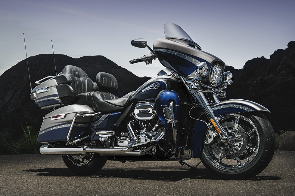 Harley Davidson Limited Cvo Colors