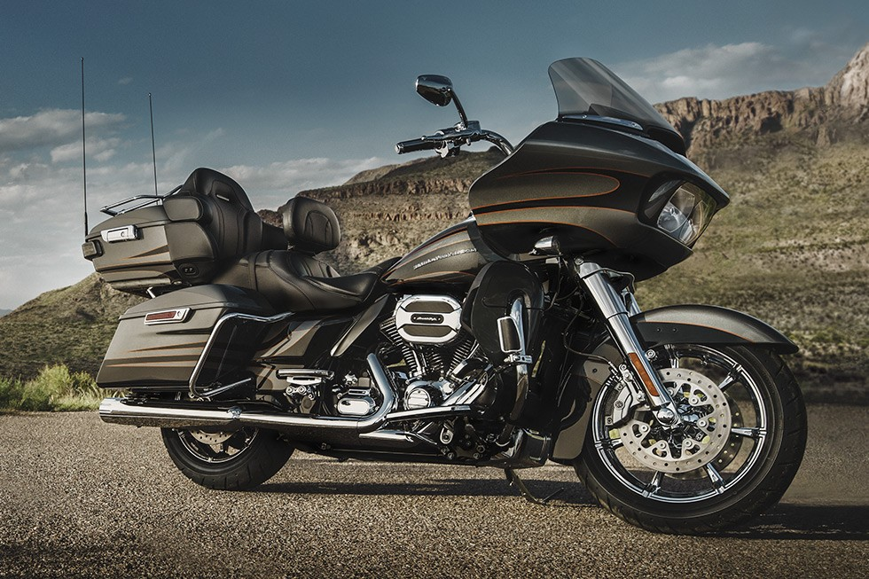 harley davidson cvo road glide ultra specs 2015 2016 autoevolution. Black Bedroom Furniture Sets. Home Design Ideas