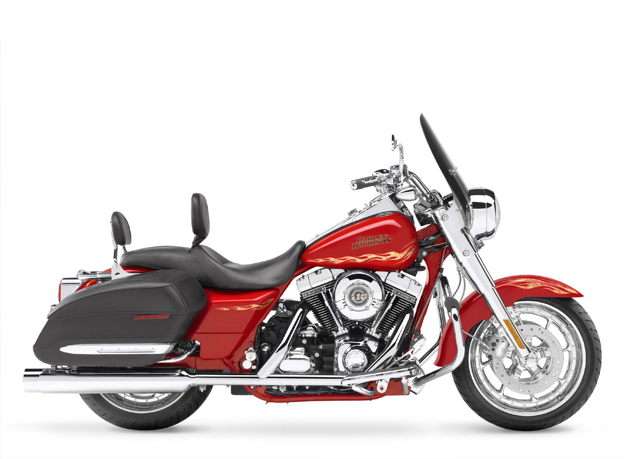 Harley Davidson Cvo Road King 2006 2007