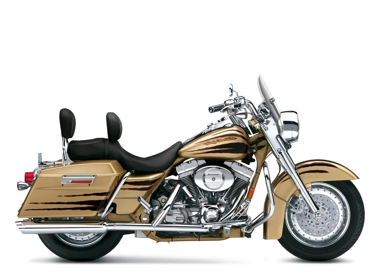 Harley Davidson Road Glide Horsepower