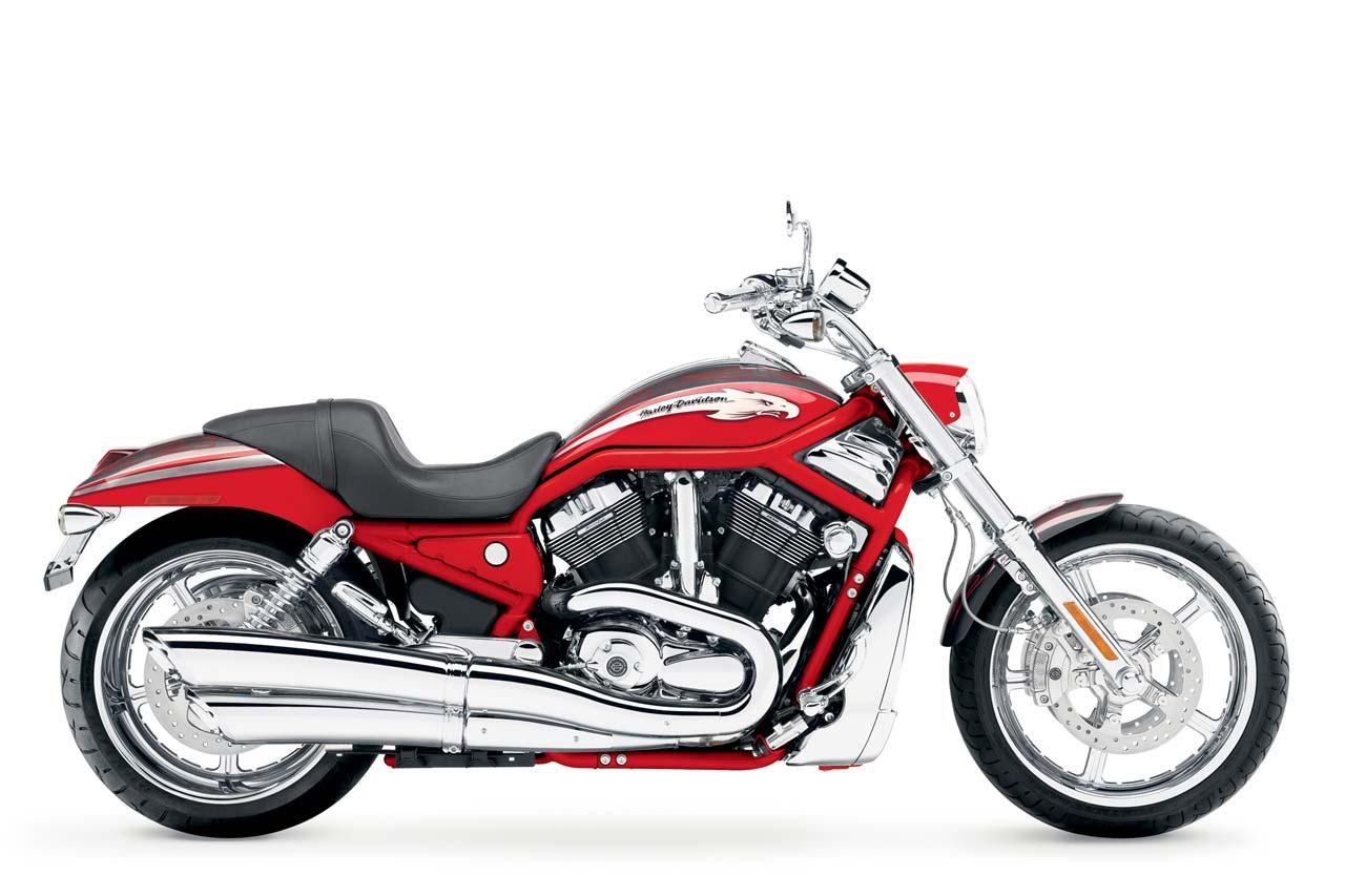 Harley Davidson V Rod Weight