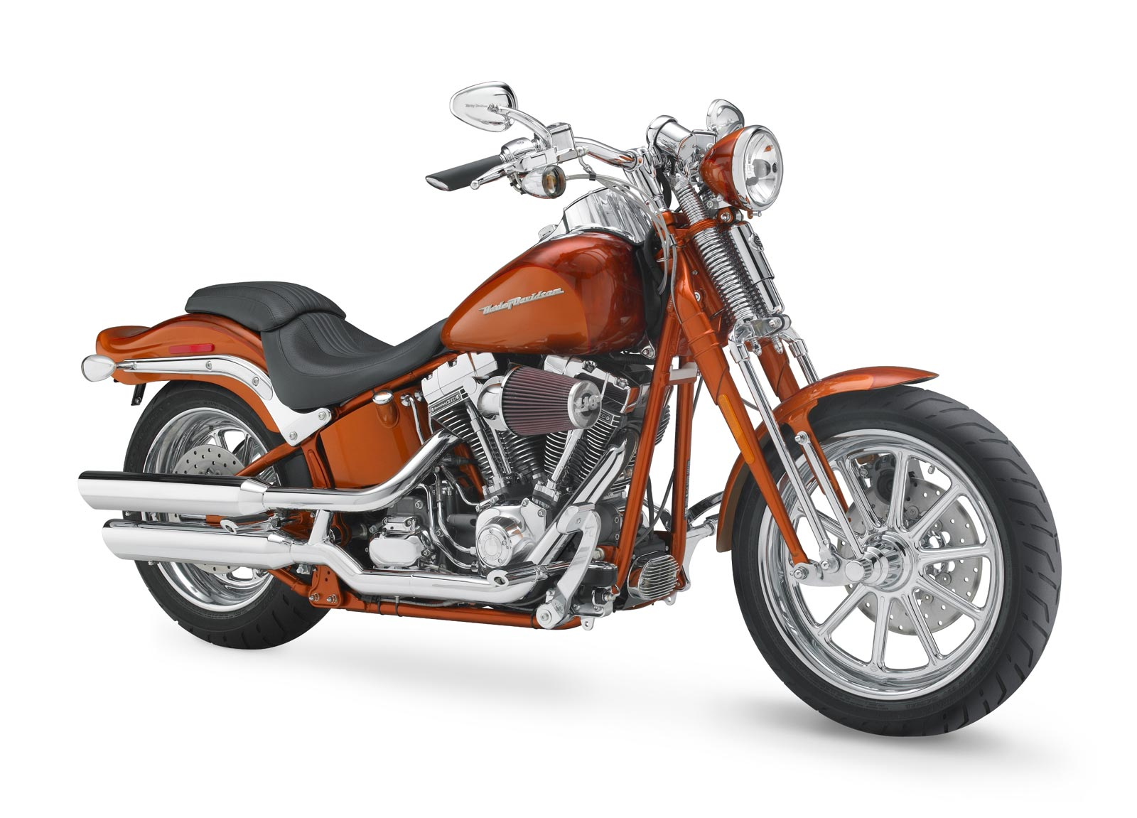 Harley Davidson Cvo Softail Springer Specs