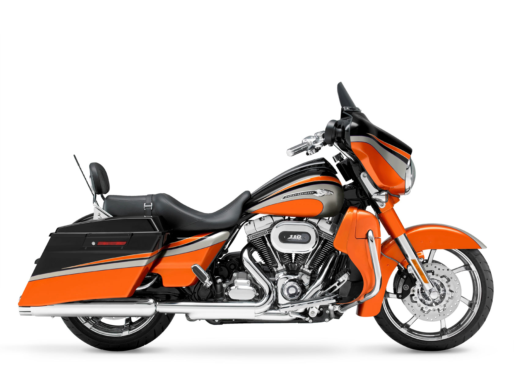 harley davidson cvo street glide specs 2010 2011 autoevolution. Black Bedroom Furniture Sets. Home Design Ideas