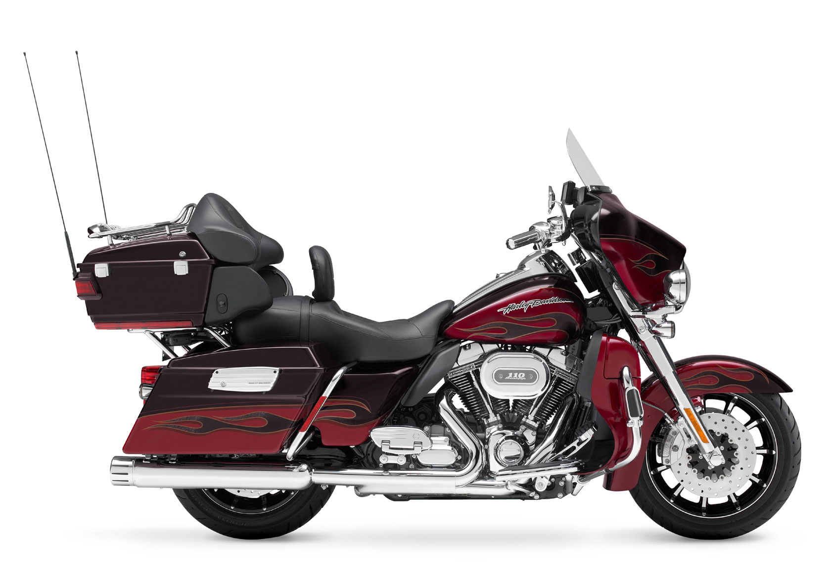 harley davidson cvo ultra classic electra glide specs 2010 2011 autoevolution. Black Bedroom Furniture Sets. Home Design Ideas