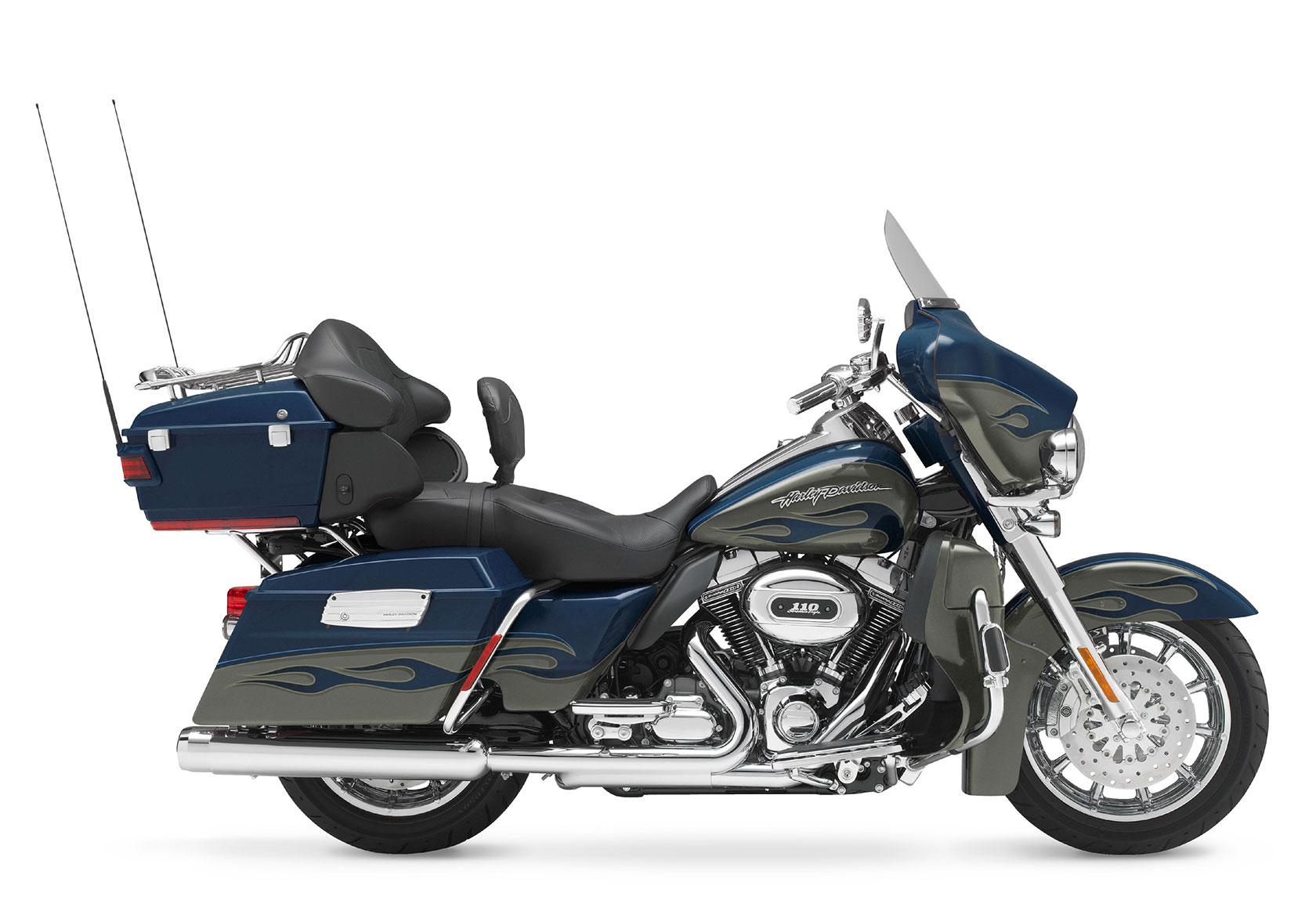 Harley Davidson Ultra Classic Specifications