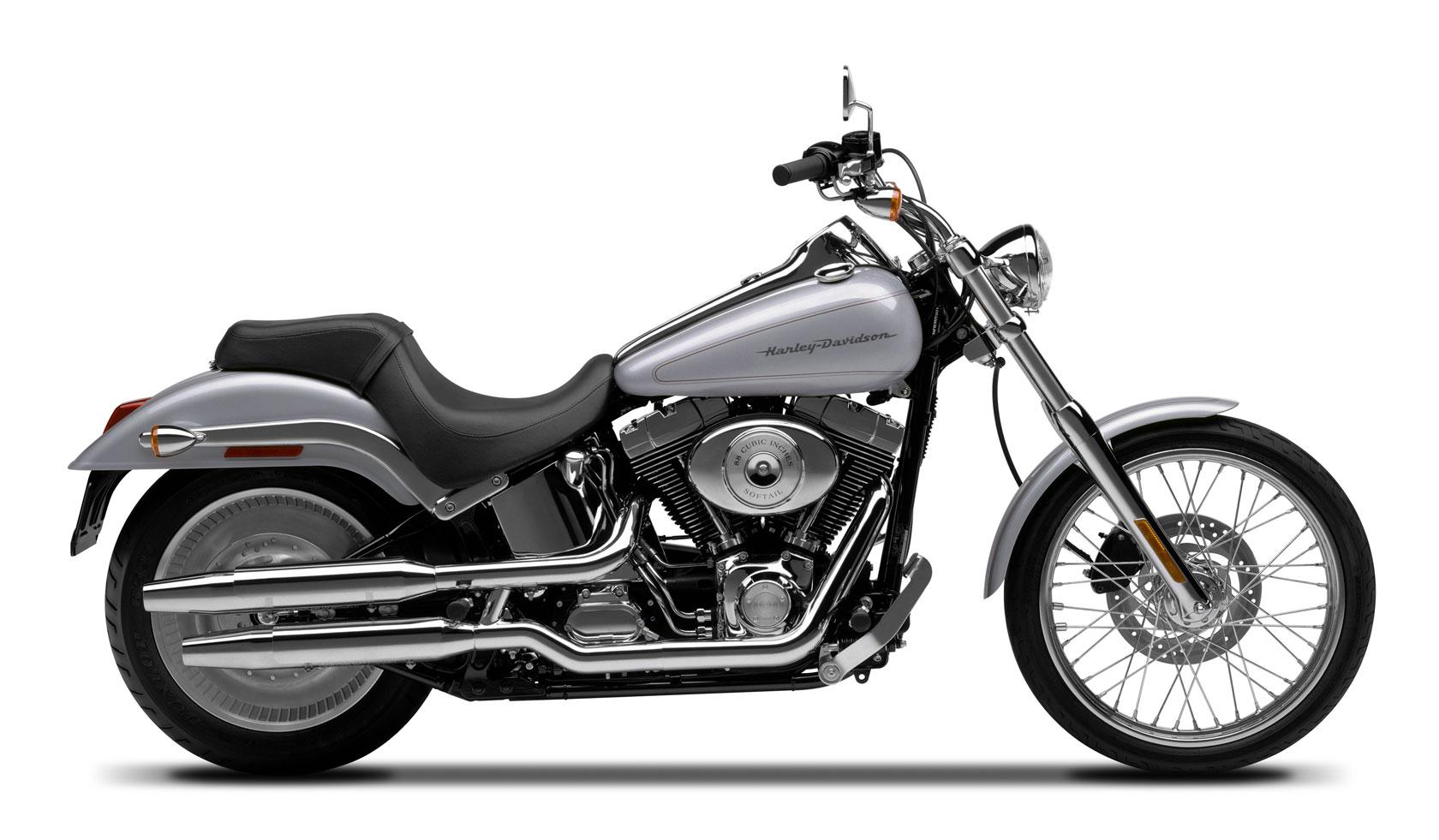 Harley Davidson Deuce Specs - 2000  2001