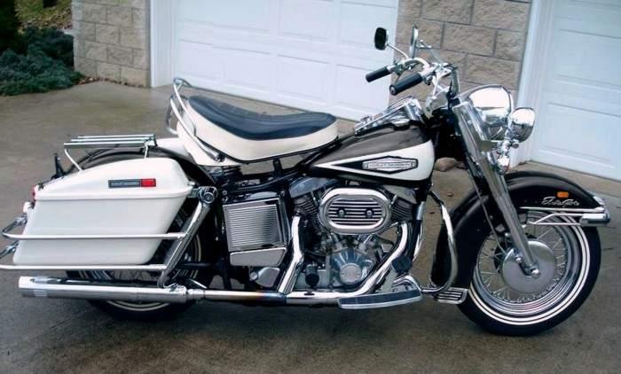 Harley Davidson Electra Glide Specs 1970 1971 1972