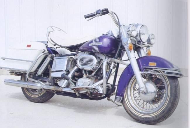 Harley Davidson Electra Glide Specs 1973 1974