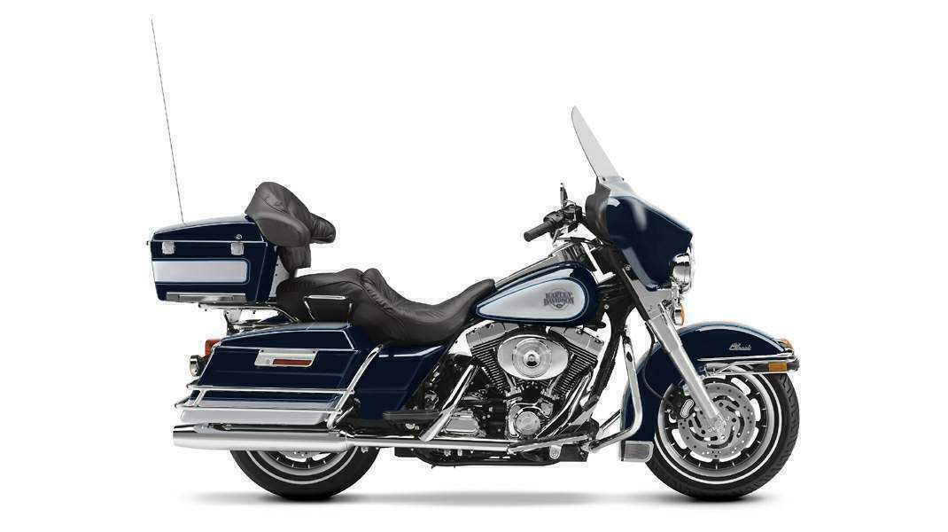 HARLEY DAVIDSON Electra Glide Classic specs - 1989, 1990