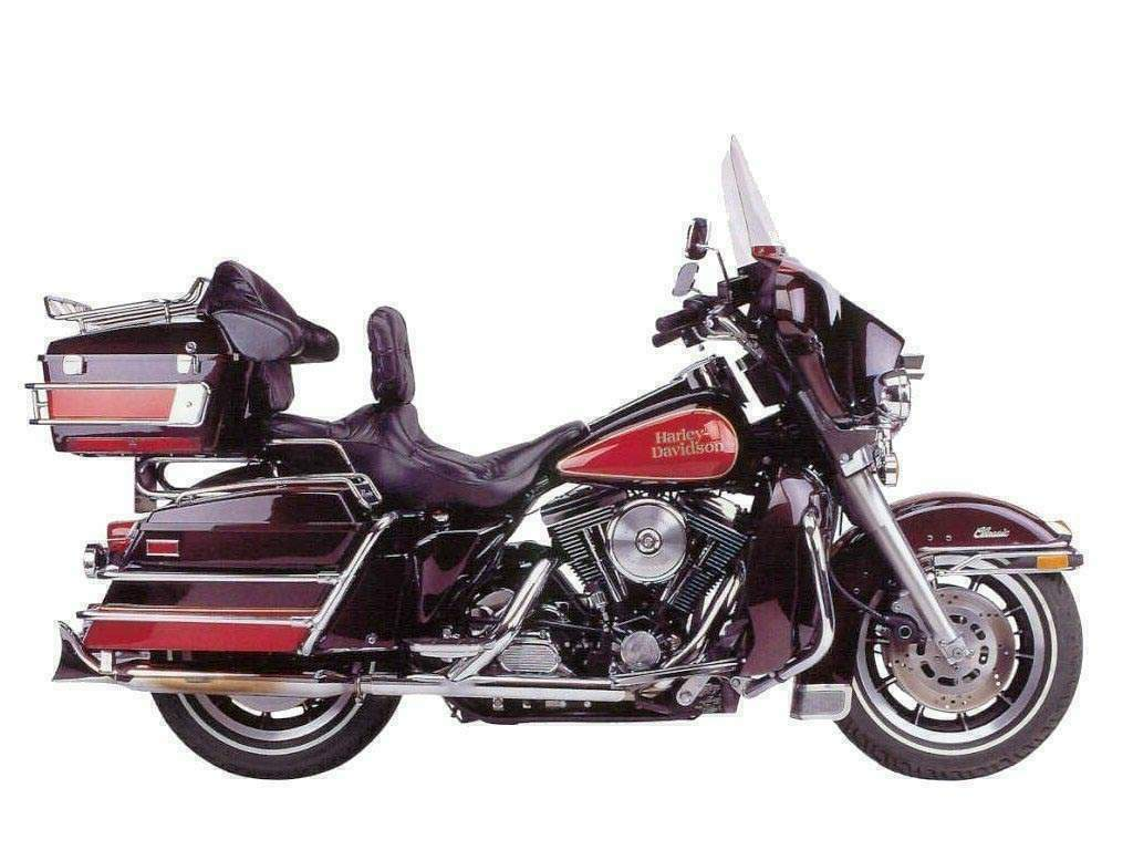 ... HARLEY DAVIDSON Electra Glide Classic (1995 - 1996) ...