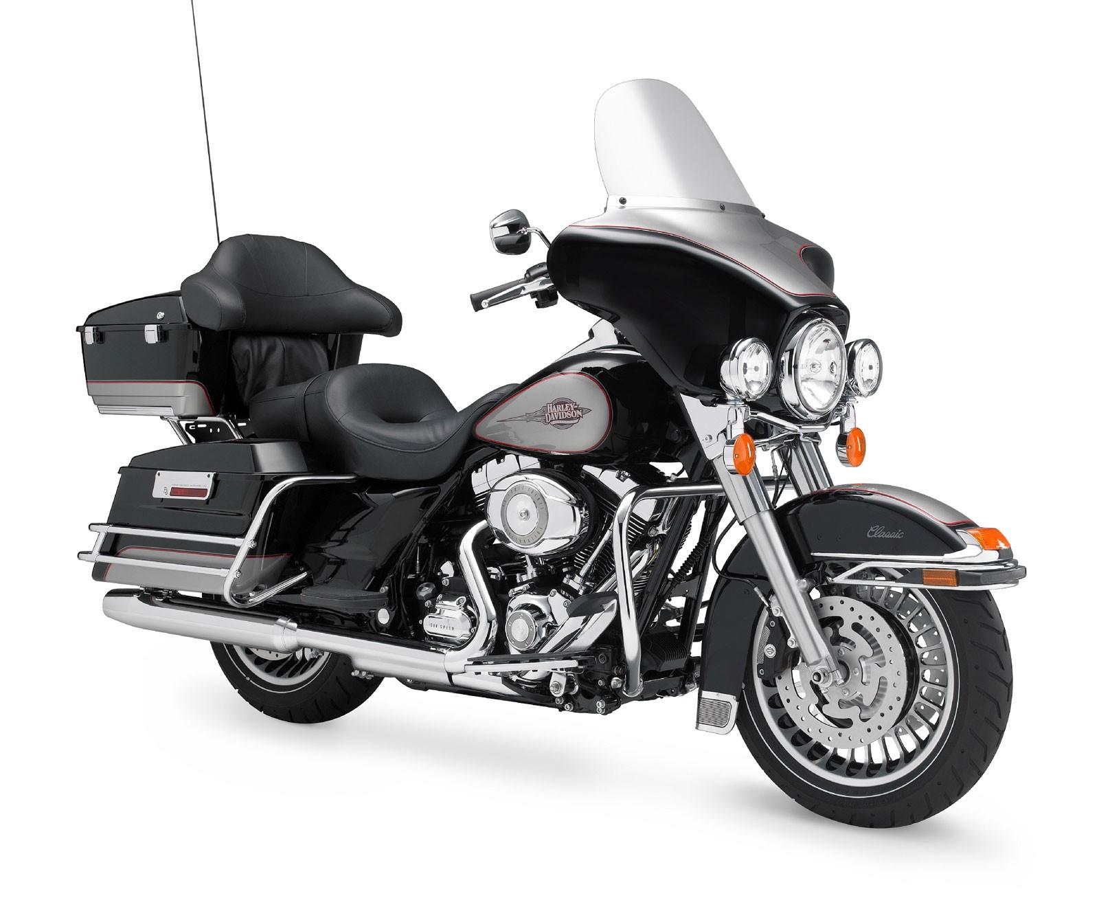 Harley Davidson Electra Glide Specs