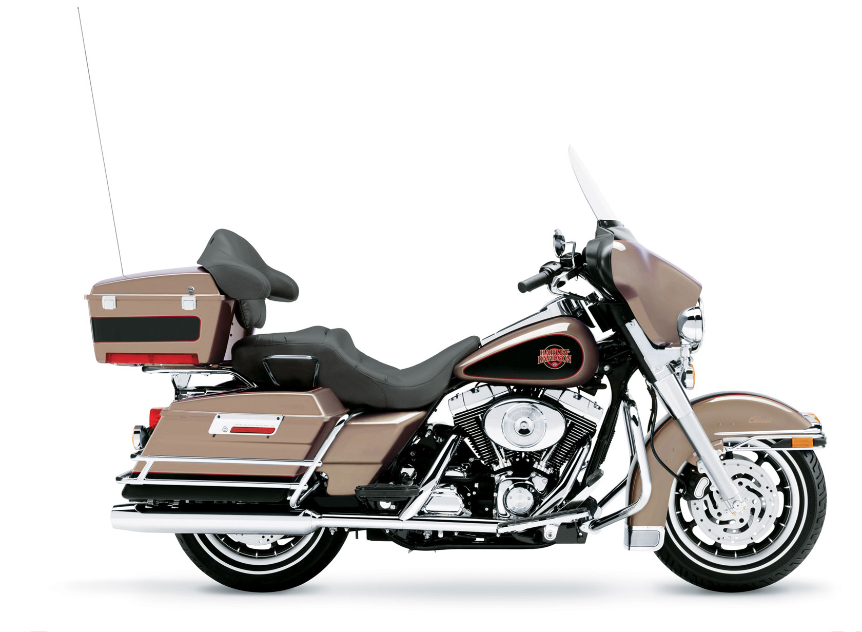 Harley davidson electra glide classic 2003 2004